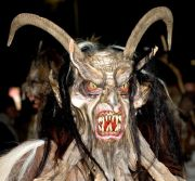Krampus Night in Austria by annia316