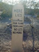 Les no more
