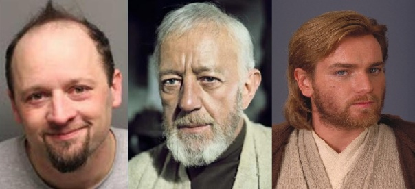 Will the real Obi Wan Kenobi please stand up?