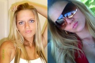 Rachel Wade was a high school dropout in Florida who loved her popular and muscular boyfriend, Joshua Camacho, more than anything... even after he left her for Sarah Ludermann. Now rivals, Rachel and Sarah went after each other at every opportunity, including April 14, 2009...