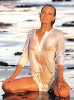 Bo Derek was another sex symbol from my youth. And boy, did she fill my head with all sorts of naughty ideas! (Bottomless Women Pics)
