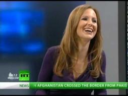 Lauren Lyster laughing (RT Network)