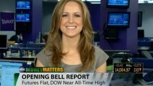 Lauren Lyster on Money Matters (ABC News)