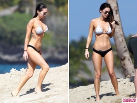 Megan Fox makes lots of most beautiful woman lists and is a modern-day sex symbol to many... including me! (GSI Media)