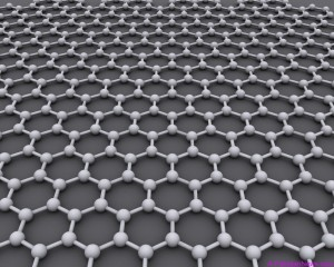 Graphene's honeycomb structure makes it stronger than steel (courtesy of A-Pakistan News)