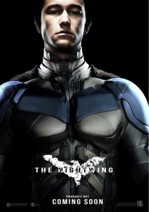 Could Gordon-Levitt be the next Caped Crusader? Or Nightwing? (gamekyo)