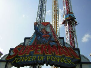 Superman: Tower of Power (Hageman)