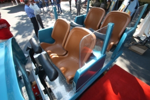 Restraints in a Texas Giant car malfunctioned (Six Flags)