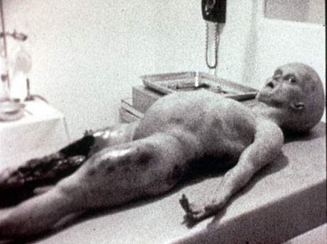Did an alien autopsy really take place in the Nevada desert? (The Guardian)