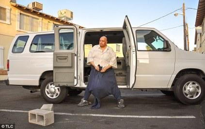 Wesley Warren carries a heavy burden (TLC)