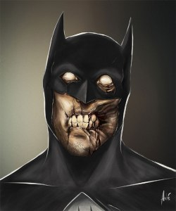 Batman as a zombie? (Andre de Freitas)