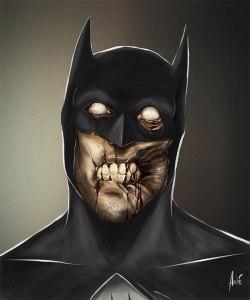 Batman as a zombie? (Andre de Freitas)