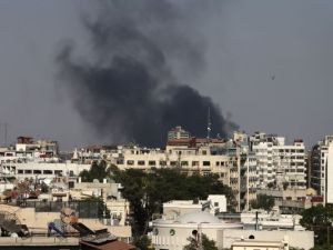 The August 21 attack in Syria may have included Saran gas (Hassan Ammar/Associated Press)