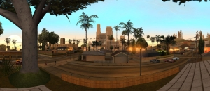Los Santos or Los Angeles? You be the judge (Rockstar Games)