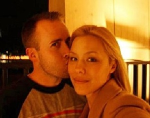 Travis Alexander with his future killer, Jodi Arias (MySpace/Jodi Arias)