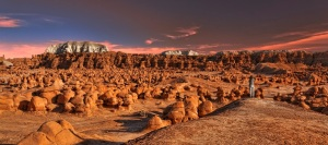 The natural beauty of Goblin Valley is impossible to deny... (Binh Pham Photography)