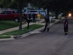The scene of the ice cream truck tragedy (Scripps Media)