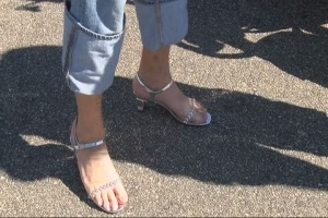 The low spark of high-heeled boys against family violence (WALB)