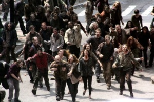 Zombies, zombies and more zombies! (AMC)