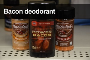 Does anyone else smell bacon? (J&D Foods/Yup)