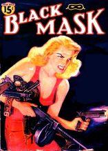 Black Mask - PinIt