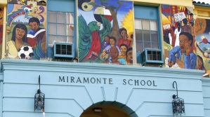 Miramonte Elementary, the scene of Berndt's crimes (AP)