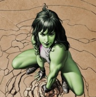 She-Hulk: Sensational as always (Marvel Comics)