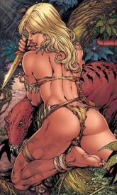 Shanna the She-Devil (Marvel Comics)