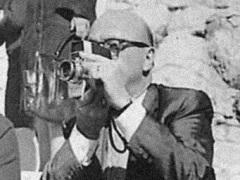 Famous home filmmaker Abraham Zapruder (Getty Images)