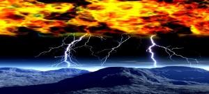 Armageddon the hang of this predicting stuff. Get it! (Logos Apologia)