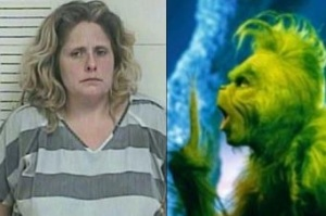 Brock and the Grinch: Separated at birth? (Capital Bay)