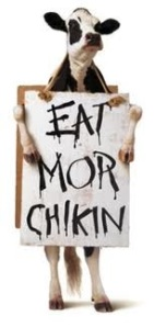 Good advice for anyone, but steak is so delicious! (Chick-fil-A)