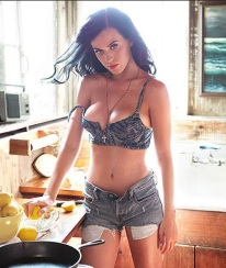 She can really cook! (Rolling Stone)