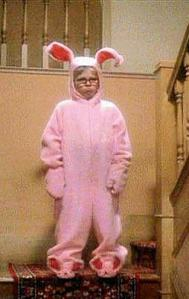 """Poor Ralphie learned a hard lesson in """"A Christmas Story"""" (Warner Brothers)"""