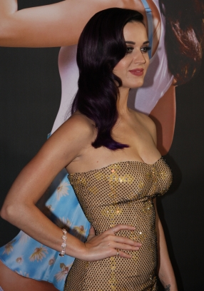 Katy cleans up so well! (Wikimedia Commons)