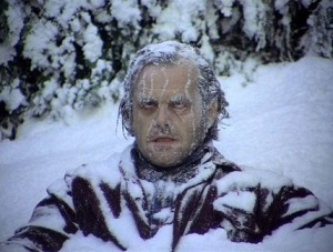 """Jack Popsicle-son in """"The Shining"""" (Warner Brothers)"""
