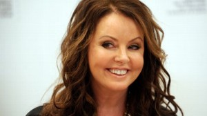 Sarah Brightman is space-bound (Andrey Smirnov/AFP/Getty Images)