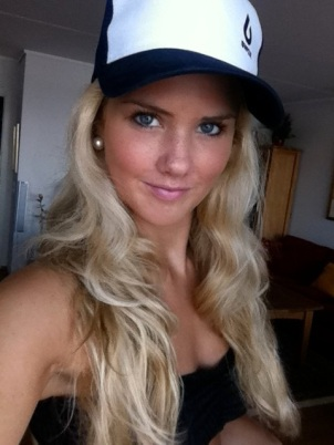 """The lovely Silje Norendal of Norway disputed an 11th place finish in the snowboarding """"slopestyle"""" finals after finishing 4th in the semifinals."""