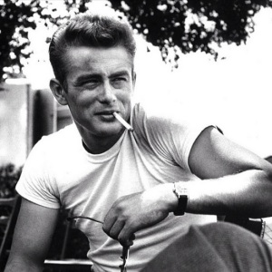 "James Dean knew ""cool"" (Getty Images)"