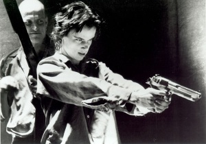 "Mickey and Mallory Knox from ""Natural Born Killers"" (Warner Brothers)"