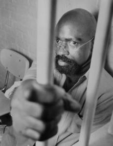 An imprisoned Carter in the late 1960s (Getty Images)