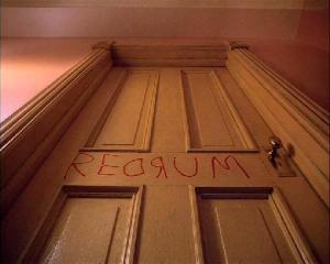 This scene from The Shining freaked me out when I was a kid! (Warner Brothers)