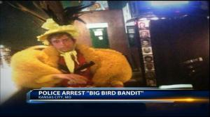 Everybody knows that the bird is the word (Kansas City PD)