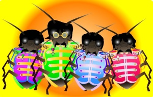 The Beetles start a new invasion (Samantha Nardelli)