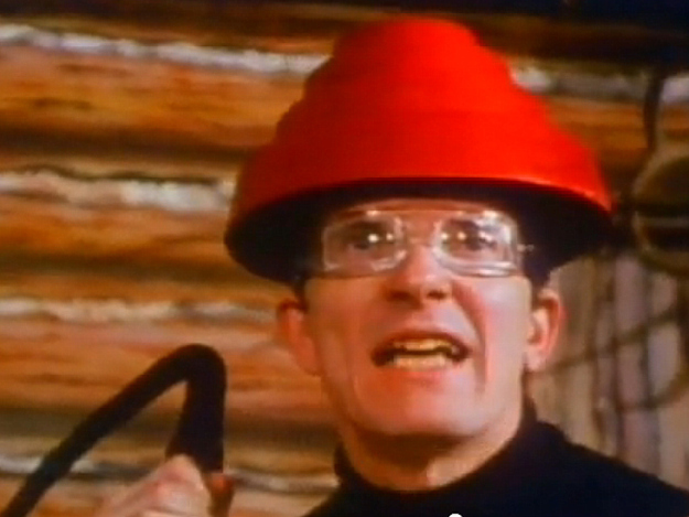 In The Immortal Words Of Devo Whip It Good