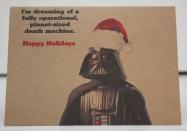Death Star - Comrade Cards